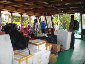 Traghetto pubblico Keyodhoo - Malé